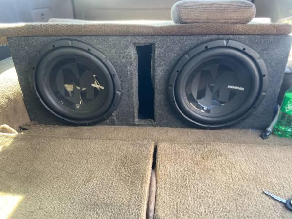 Photo 12 Memphis Audio Subs - $300 (Nashville)