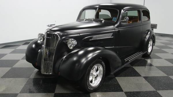 Photo 1937 Chevy Master Deluxe - $27,500 (Muscle Shoals)