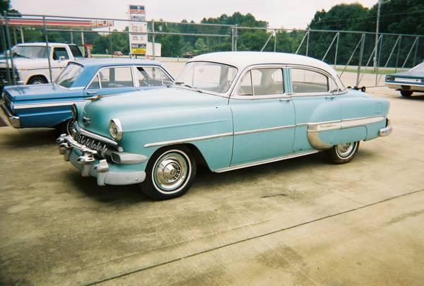 Photo 1954 Chevy Belair - $5000 (Killen)