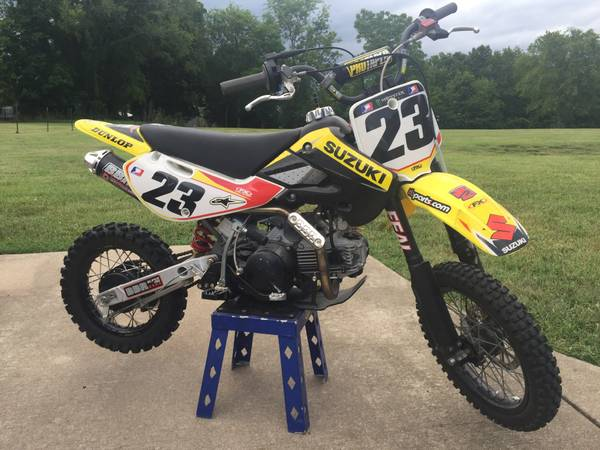 Photo 2004 Suzuki DRZ 110 - $3,000 (Hendersonville)