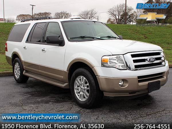 Photo 2014 Ford Expedition EL XLT F-12082A - $14990 (Florence, AL)
