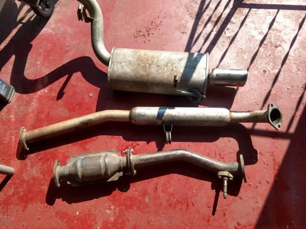 Photo AE86 HKS quotLegalquot Exhaust - $250
