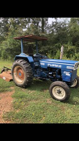 Photo Long tractor for sale 50 hp - $4,800 (Tuscumbia)