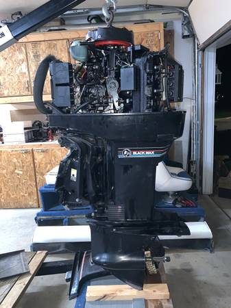 Photo Mercury outboard parts (Watertown)