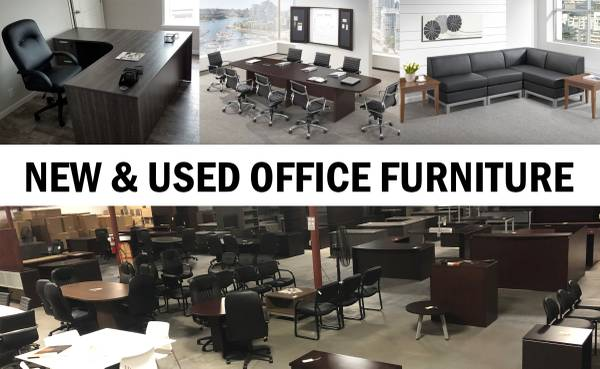 Photo NEW  USED OFFICE FURNITURE - DESKS, CHAIRS, CONFERENCE, FILING (Tupelo)