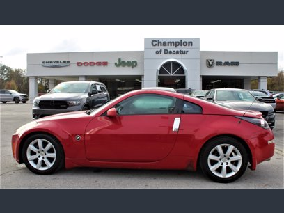 Photo Used 2005 Nissan 350Z Coupe for sale