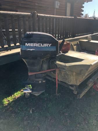 Photo War Eagle with 40HP Mercury Outboard - $3,000 (Winona)