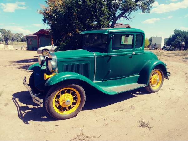Photo 1930 Ford Model-A - $12,000 (Snowflake)