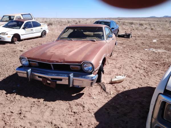 Photo 1976 Ford Maverick project - $500 (Sun Valley)
