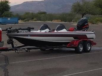 Photo 2006 Skeeter 21I price reduced - $20,000 (SHOW LOW)