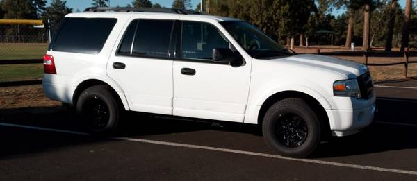 Photo 2009 Ford Expedition SSV 5.4l 4x4 - $8,000 (Show Low)