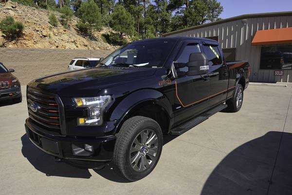 Photo 2016 Ford F-150 Lariat 4X4 - $38,750 (show low)