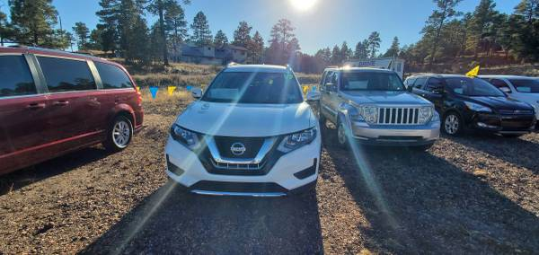 Photo 2017 NISSAN ROGUE  NICE SUV  LOW MILES - $16,450 (DRIVE NOW AUTO SALES 700 S WHITE MOUNTAIN RD SHOW LOW AZ)