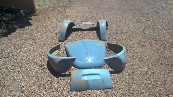 Photo 7 peace Baja kit for VW bug - $500 (white mtn. lakes)