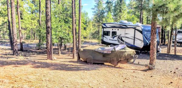 Photo AFFORDABLE CORNER LOT TO BE ABLE TO PARK YOUR RV (White Mountain Vacation Village)