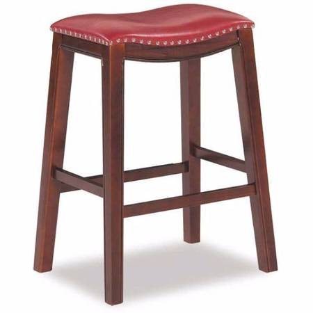 Photo Bar Stools H30quot. Padded. Brand new - $50 (35th ave and Deer Valley)