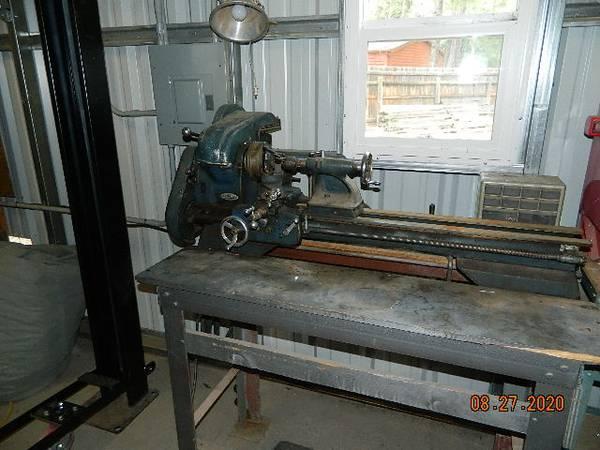 Photo Craftsman Power Lathe - $800 (LAKESIDE)