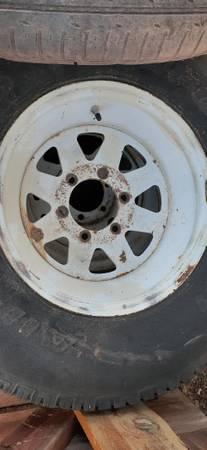 Photo I have lots of 6 lug chevy rims for sale or trade also other rims (Concho)