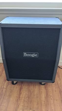 Photo Mesa Boogie Vertical 2x12 Cabinet Cab Slate Bronco - $750 (Scottsdale)