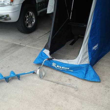 Photo THER ICE SHELTER - $250 (showlow)