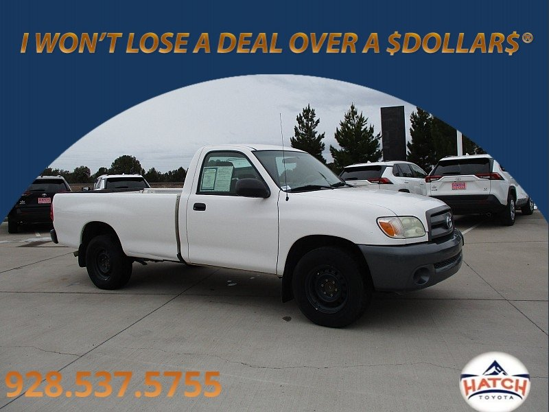 Photo Used 2005 Toyota Tundra 2WD Regular Cab for sale
