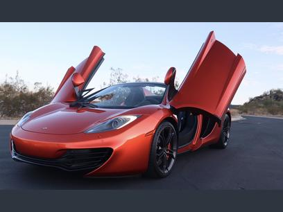 Photo Used 2014 McLaren MP4-12C Spider for sale