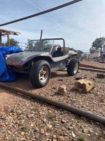 Photo Vw dune buggy trade for wood - $1 (Snowflake)