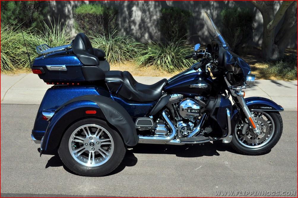 Photo 2014 Harley-Davidson TRI GLIDE ULTRA CLASSIC $20995