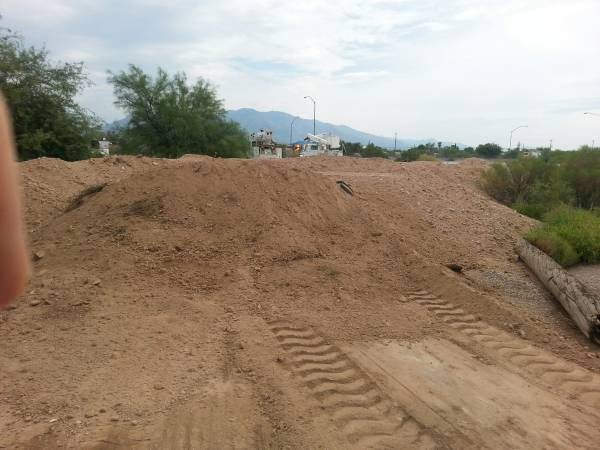 Photo dirt - $150 (Tucson)