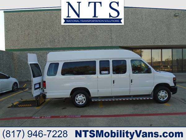 Photo 12 FORD E250 ADA VAN MOBILITY HANDICAPPED WHEELCHAIR LIFT FULLY SERVIC - $15900 (Irving, TX)