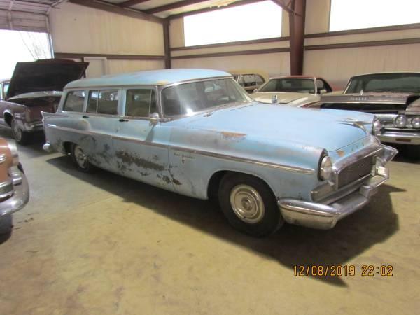 Photo 1956 Chrysler New Yorker Wagon - $6500 (Shreveport)