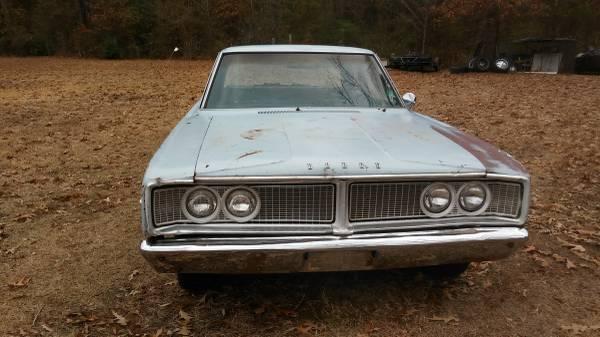 Photo 1966 dodge coronet 2 door post - $4000 (Shreveport)
