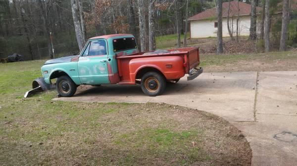 Photo 1969 Chevy c10 - $3500 (shreveport)