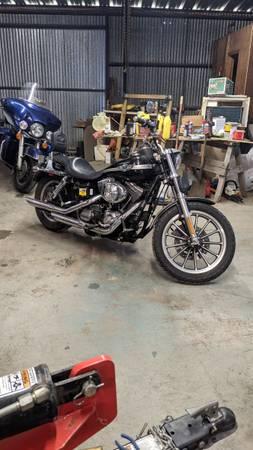 Photo 2003 Harley Davidson 100th Anniversary Edition Dyna Lowrider - $8,500 (Quitman)