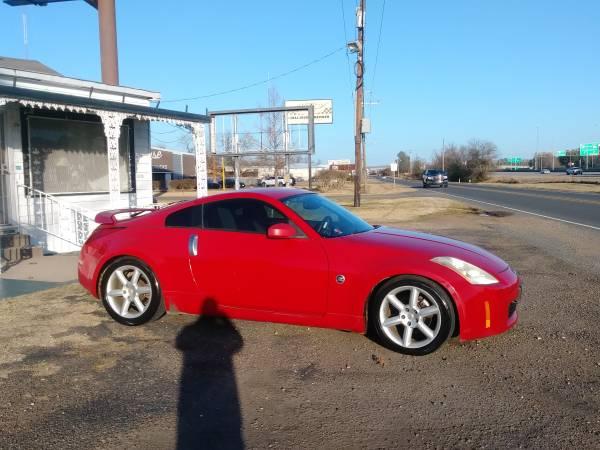 Photo 2004 nissan 350Z - $3,900 (Shreveport)