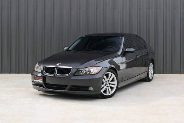 Photo 2006 BMW 325I SEDAN IMMACULATE PRISTINE CAR FINANCING AVAILABLE - $4950 (tyler)
