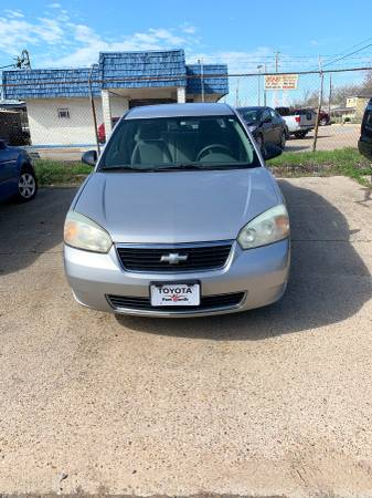 Photo 2007 Chevy Malibu - $2700 (Shreveport)