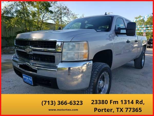 Photo 2008 Chevrolet Silverado 2500 HD Crew Cab - Financing Available - $19995.00