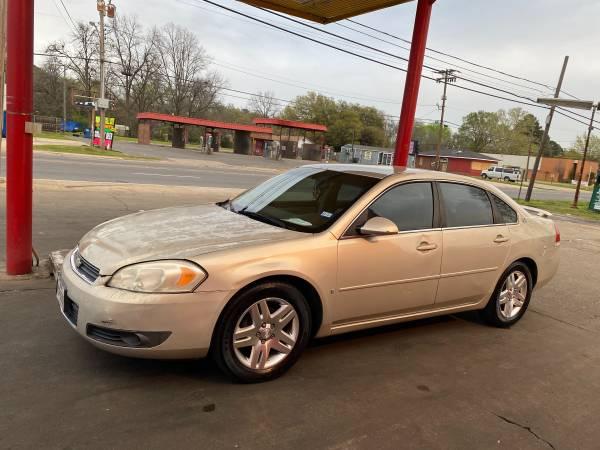 Photo 2008 Chevy Impala - $2,800 (Shreveport)