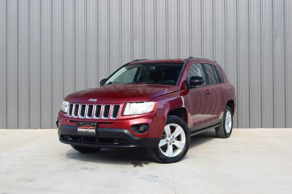 Photo 2012 JEEP COMPASS EXCELLENT CONDITION WE OFFER FINANCING OPTIONS - $7950 (TYLER, TX)