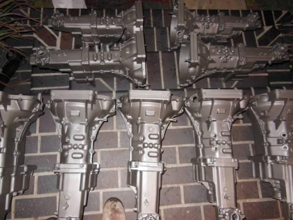 Photo 86 to 95 Suzuki samurai transmissions or transfercase rebuilt with 0 m - $325 (LB)
