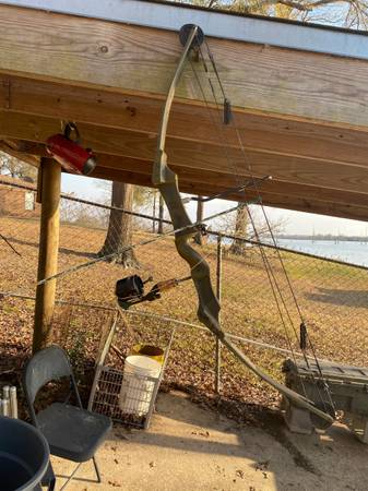 Photo BOW FISHING RIG - $45 (Keithville)