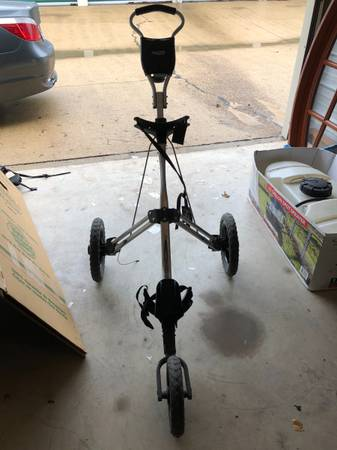Photo Bag Boy Push Golf Cart - $60 (Bossier City)