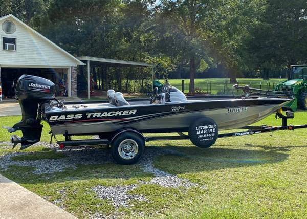 Photo Bass Tracker Pro Team 190 TX - $11,900 (Keithville, LA)