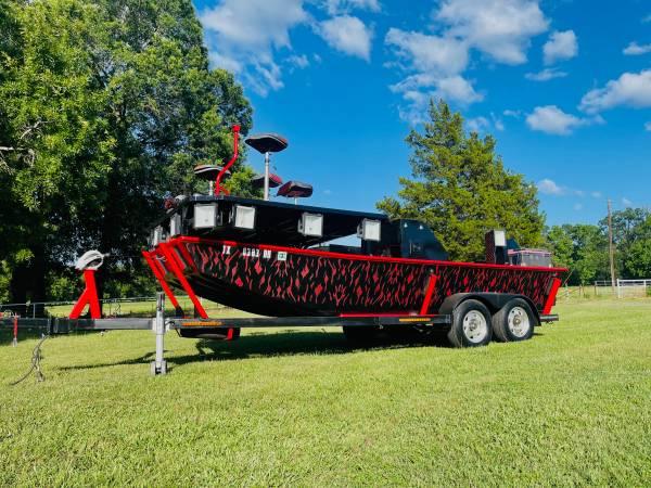Photo Custom Built Bowfishing Rig - $21,000