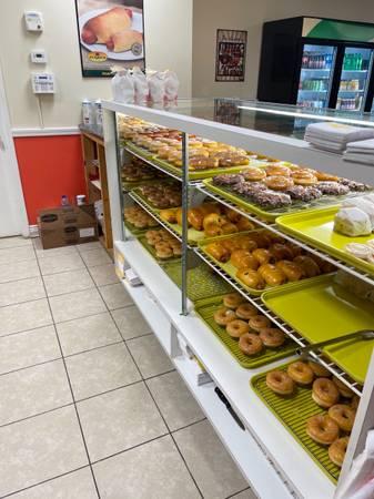 Photo Donuts shop for sale - $40,000 (Bossier city la)