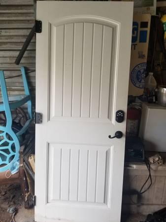 Photo Exterior Door with electric lock - $50 (SHREVEPORT)
