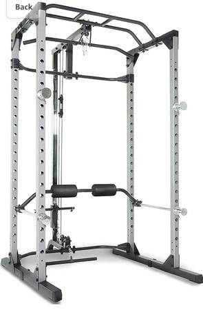 Photo Fitness Reality 810XLT Super Max Power Cage with Lat Pull-down - $350 (ShreveportBossier City)