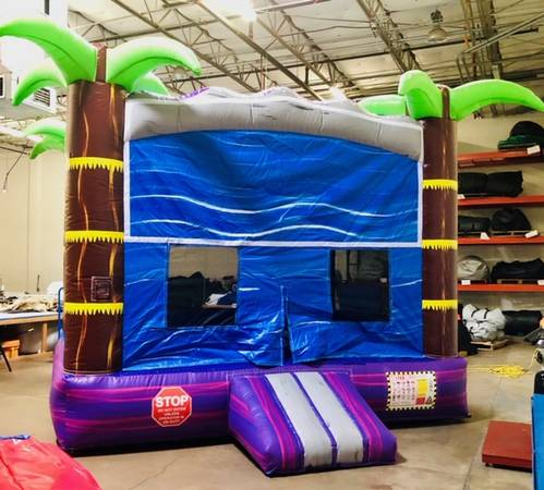 Photo For Sale New Commercial Grade Bounce House, Combos, Slides and more - $1
