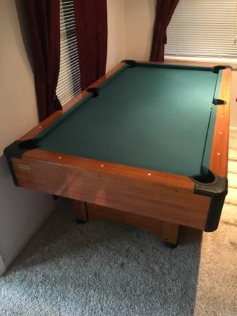Photo Harvard 6-12 ft Pool Table - $350 (Shreveport)